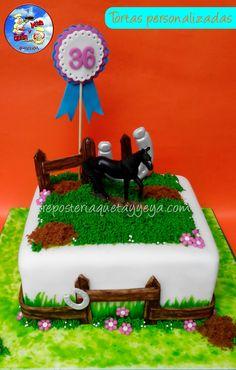 Torta Caballo Horse cake https://www.facebook.com/QuetayYeya