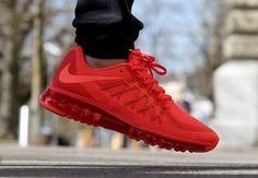 """Don't Call This Nike Air Max Sneaker """"Red October"""" - SneakerNews.com Roupas Estranhas, Tenis De Basquete, Estilo Homenzinho, Chinelos, Homens, Modelos, Tênis Nike Barato, Tênis Nike Grátis"""