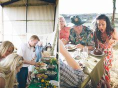 organic, local bbq food from Trehale Farm, Mathry, Pembrokeshire nik & chris | an eco-friendly, handmade coastal welsh wedding » Home