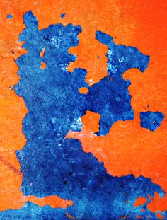 Blue Orange Color Aqua Creative Colour Love