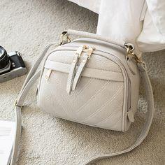 New 2016 PU leather women small Shell bag 3 colors women's messenger bag crossbody bag for women bolsa feminina handbags #shoes, #jewelry, #women, #men, #hats, #watches, #belts