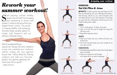 Essentrics Workout Pt. 1