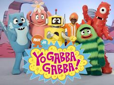 Free printable coloring pages, Yo gabba gabba and Printable ...
