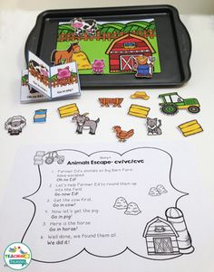 Apraxia: Interactive Speech Therapy Activities Bundle by teachingtalking.com