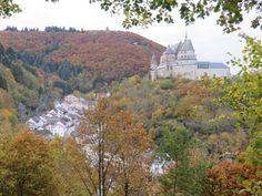 Luxemburg - Vianden