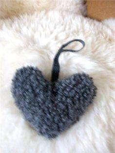 Fårskinnshjärta