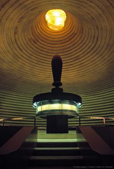 Shrine of the book, Israel museum, Jerusalem, where you can see the Dead Sea Scrolls.