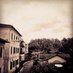 "On the Balcony from my home - ""Pomeriggi al balcone"""