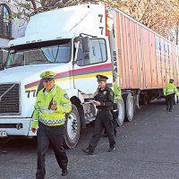 Disminuye el robo a transporte de carga en el DF | Excelsior