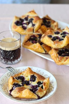 Blueberry cheesecake flapjes met frangipane - Francesca Kookt