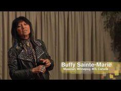 Detoxifying Aboriginal Self-perception and Outward Identity with Buffy Sainte-Marie - YouTube
