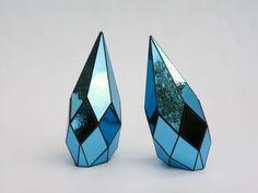 Untitled Box 1/ pair by Sam Orlando Miller