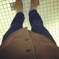 #Clarks Desert Boots take on NYC