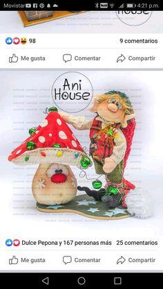 Tacky Christmas, Christmas Fabric, Fall Sewing, Reno, Fabric Decor, Diy And Crafts, Teddy Bear, Patterns, Toys