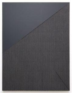 Park Seo-Bo, 1998 Courtesy Galerie Perrotin