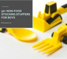 50+ Non-Food Stocking Stuffers for Boys
