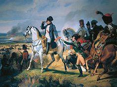 Horace Vernet, la Bataille de Wagram