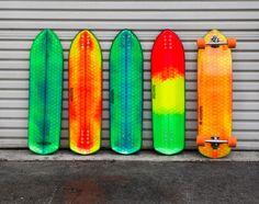 Hydroflex Skateboard – Hi-Tech Composite Skateboards