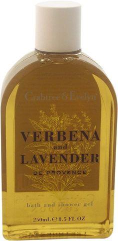 Wholesale Crabtree & Evelyn - Verbena and Lavender De Provence Bath & Shower Gel (Case of 1)