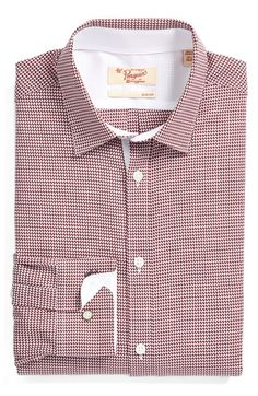 Men's Original Penguin Slim Fit Dress Shirt