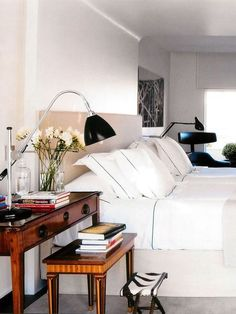 bedside table + bench + stool - Britta Nickel