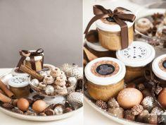 Marronikuchen im Glas Stuffed Mushrooms, Dishes, Vegetables, Photography, Food, Corning Glass, Food Food, Stuff Mushrooms, Photograph