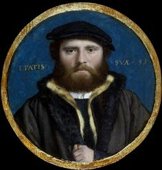 Hans of Antwerp | Hans Holbein, ca. 1532. London , England.