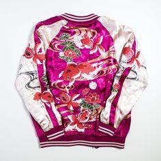 Japanese Fashion - Sukajan Jackets - Japan Lover Me Store