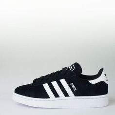 b5c0e053e78b0d Adidas Campus Shoes (black suede) I only wore them once bc they re too big.  kids I generally wear a so I think these would fit an 8 best Adidas Shoes  ...