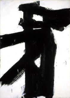 Featured Works - Featured Works - Paintings from a Private American Collection - Franz Kline - Exhibitions - Richard Gray Gallery Franz Kline, Acrylic Painting Lessons, Watercolor Paintings Abstract, Watercolor Artists, Abstract Oil, Painting Art, Willem De Kooning, Jean Michel Basquiat, Paul Klee