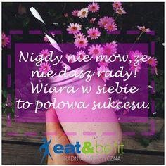 EATBEFIT.PL 🍓 Dzień dobry! 😊DASZ RADĘ! Zawalcz o siebie i swoje zdrowie! Pamiętaj, masz w sobie dość siły, by spełnić każde marzenie, by osiągnąć każdy cel 💪🏻 #jestessilaczem Pomocy szukaj na EATBEFIT.PL (zakładka DIETA ON-LINE) 👌🏻 lub umów się na wizytę: 📧 dietetyk@eatbefit.pl ZnanyLekarz: Magdalena Golec 📞 786 965 175 🏠 SZCZYTNO, Leśna 49 #zdrowadieta #zdrowie #dieta #dietetyk #szczytno #dietetykszczytno #zdroweodzywianie #zdroweodżywianie #sniadanie #dziendobry #jadlospis…