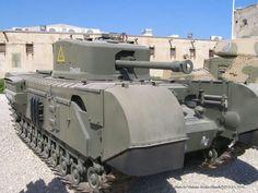 Churchill in Latrun Tank Armor, Military Armor, Armored Fighting Vehicle, Ww2 Tanks, Tank Design, Battle Tank, World Of Tanks, Military Equipment, Armored Vehicles