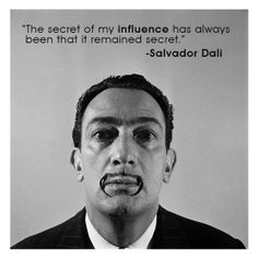 Salvador Dali Quotes Endearing Salvador Dali Wall Tapestry $39 ❤ Liked On Polyvore Featuring . Inspiration