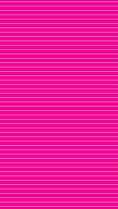 Wallpaper - hot pink with stripes