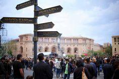Armenia cayó diez puestos, quedándose ahora en el 89º de los 141 países que conforman el Índice de Competitividad en Viajes y Turismo (TTCI) del Foro Económico Mundial 2015.