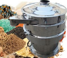 do you want to clean stainless steel vibrating sieve efficiently