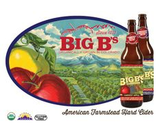Drink Locally - Big B's Juices and Hard Ciders