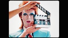 Legendary Director and Photographer Mick Rock recently revisited the classic 1973 video for David Bowie's Life on Mars for a new 2016 edit graded by The Mill's Damien Van Der Cruyssen. Lady Stardust, Ziggy Stardust, David Bowie, Bowie Life On Mars, Ziggy Played Guitar, Annie Clark, Aladdin Sane, The Thin White Duke, New York Studio