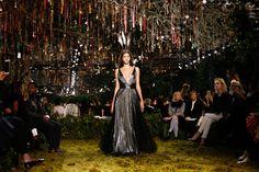 Dior Spring 2017 Couture in Paris!