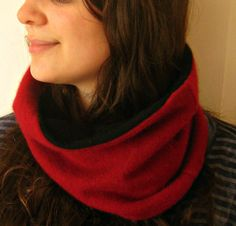 Cozy Cashmere Cowl, cowl scarf, etsy scarf, etsy recycled cashmere, gaiter, neckwarmer, recycled on etsy, womens cashmere scarf, etsy womens - pinned by pin4etsy.com