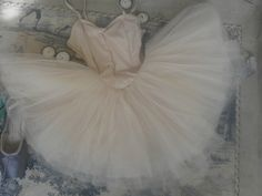 Welcome to my vintage webshop - filled with treasures of a long time past, touched by whiffs of theatre dust, sprinkles of circus magic & fairy-tales of tulle and sparkling gems. Tutu Ballet, Ballet Girls, Tutu Costumes, Ballet Costumes, Angel Aesthetic, White Aesthetic, Pointe Shoes, Ballet Shoes, Pretty Photos