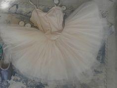 vintage poederroze tutu   verkochte artikelen/sold   De Merel Brocante webwinkel