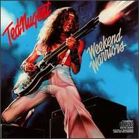 [Ted Nugent Weekend Warriors Album Cover]
