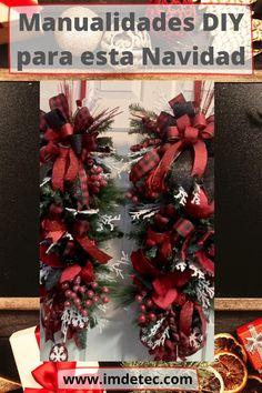Una de las tradiciones más bonitas y divertidas, sobre todo de los niños, es decorar nuestros hogares con adornos navideños. El árbol, guirnaldas, luces, velas, nieve artificial… todo nos asegura unas fiestas llenas de espíritu navideño, pues son fechas de felicidad, de unión familiar, de recuentro con los seres más queridos, brindar con copas de cava, crear nuevas ilusiones y nuevos objetivos para un comienzo de año nuevo. #navidad #fiestas #fiestanavidad #christmas #añonuevo #luces #velas Christmas Wreaths, Holiday Decor, Home Decor, Artificial Snow, Christmas Home, Holiday Parties, Christmas Swags, Homemade Home Decor, Holiday Burlap Wreath