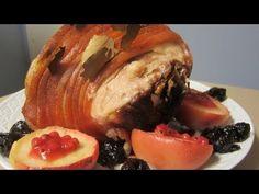 Flæskesteg med svær God Jul! - How to Make a Danish Pork Roast with Crackling for Christmas