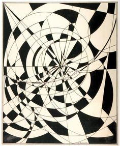 Alexander Rodchenko, womantele-m for term side of card