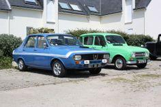 Renault 12 Gordini & Renault 4