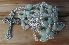 Rosary No. 38 by TheDesertHermit on Etsy