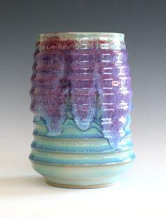 Ceramic Vase / Utensil Holder