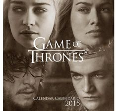 Game of Thrones Kalender 2015. Hier bei www.closeup.de
